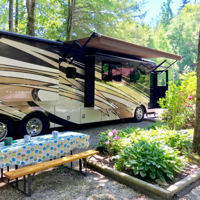 8 Favorite RV Friendly Campgrounds in The Carolinas and Virginia