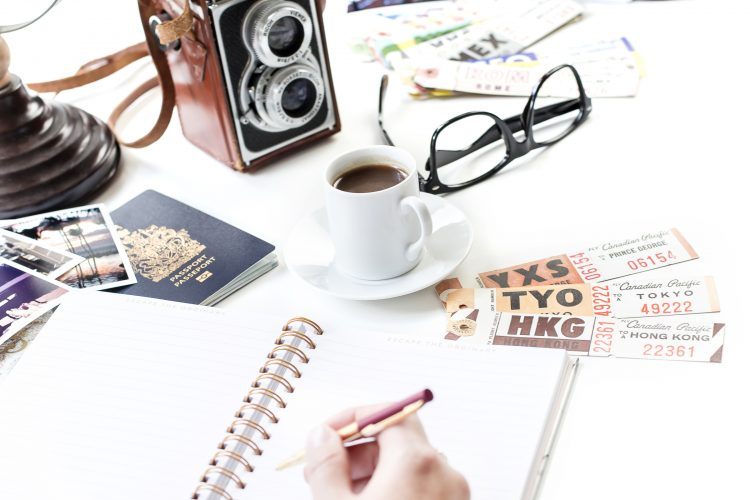 Great Ideas to Get You Started On a Travel Journal